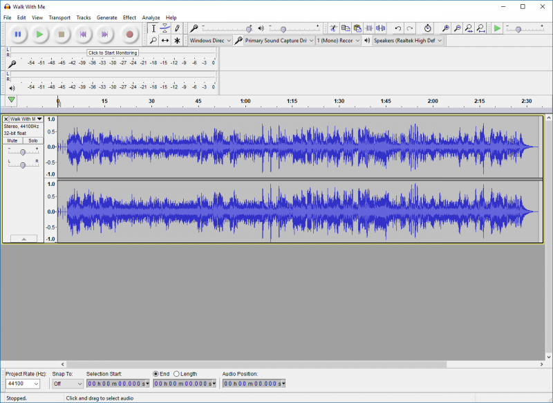 Easy Transposition in Audacity | Blues Harmonica